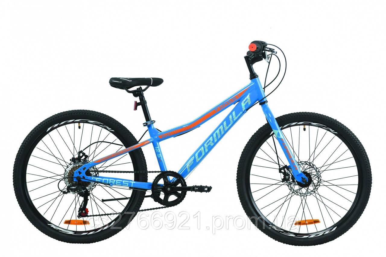 "Велосипед ST 24"" Formula FOREST DD 2020"