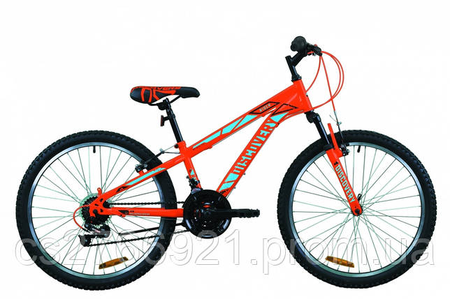 "Велосипед ST 24"" Discovery RIDER AM Vbr 2020, фото 2"