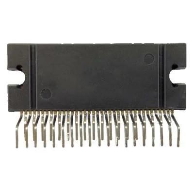 Мікросхема TDA8588BJ, УНЧ з функцією стабілізатора напруги 4х55Вт (14.4/2 Ом), 26дБ, I2C-bus, 3.3/3.3 В