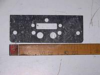 Прокладка  масляного фильтра (паронит, корпус). 7406.1012100
