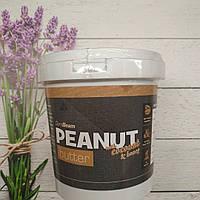 Gymbeam Peanut Butter Coconut Honey 1kg, арахисовая паста с кокосом