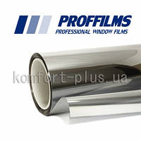 Зеркальная пленка Silver 35%(152см*50см) для солнцезащитной тонировки окон PRO