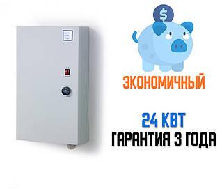 Водонагреватель проточный Днипро 24 кВт