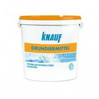 Грунтовка Грундирмиттель (KNAUF Grundirmittel) 5 л