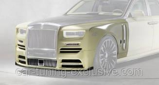 MANSORY front bumper & front fender for Rolls-Royce Phantom VIII