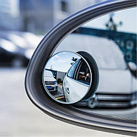 Дополнительное автозеркало бокового вида Baseus Full View, фото 1