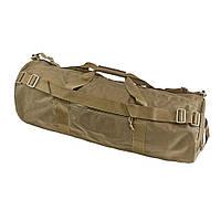 Транспортна сумка армійська M (65 л.) Coyote