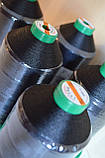 Поліестрова нитка TYTAN 30 / 3000м Чорний, фото 2