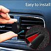 Магнитный держатель для телефона в авто на воздуховод Holder дефлектор, фото 5