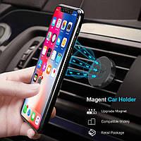 Магнитный держатель для телефона в авто на воздуховод Holder дефлектор