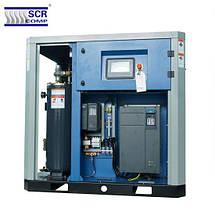 Компресор SCR 60 РМ (45 кВт, 1.46 - 7.3 м3/хв) прямий привід, частотник, двигун на постійних магнітах, фото 3