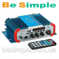 Усилитель мощности звука AMP CM 2042U D1001 + ПОДАРОК!!! Наушники Apple iPhone