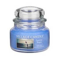 Арома свеча Village Candle Летний ветерок (время горения до 55 ч)