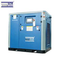 Компресор SCR 75 РМ ( 55 кВт, 2.04 - 10.2 м3/хв) прямий привід, частотник, двигун на постійних магнітах, фото 2