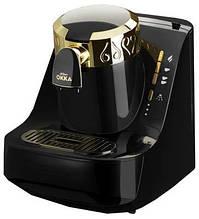 Кофемашина для кофе по-турецки ARZUM OKKA Чёрная Золото