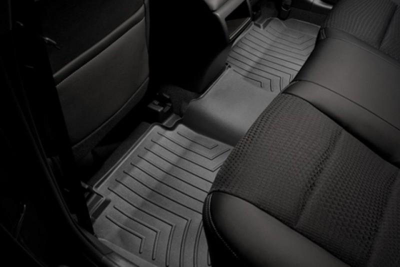 Ковры резиновые WeatherTech Toyota Camry XV50 2011-2014 задний черный