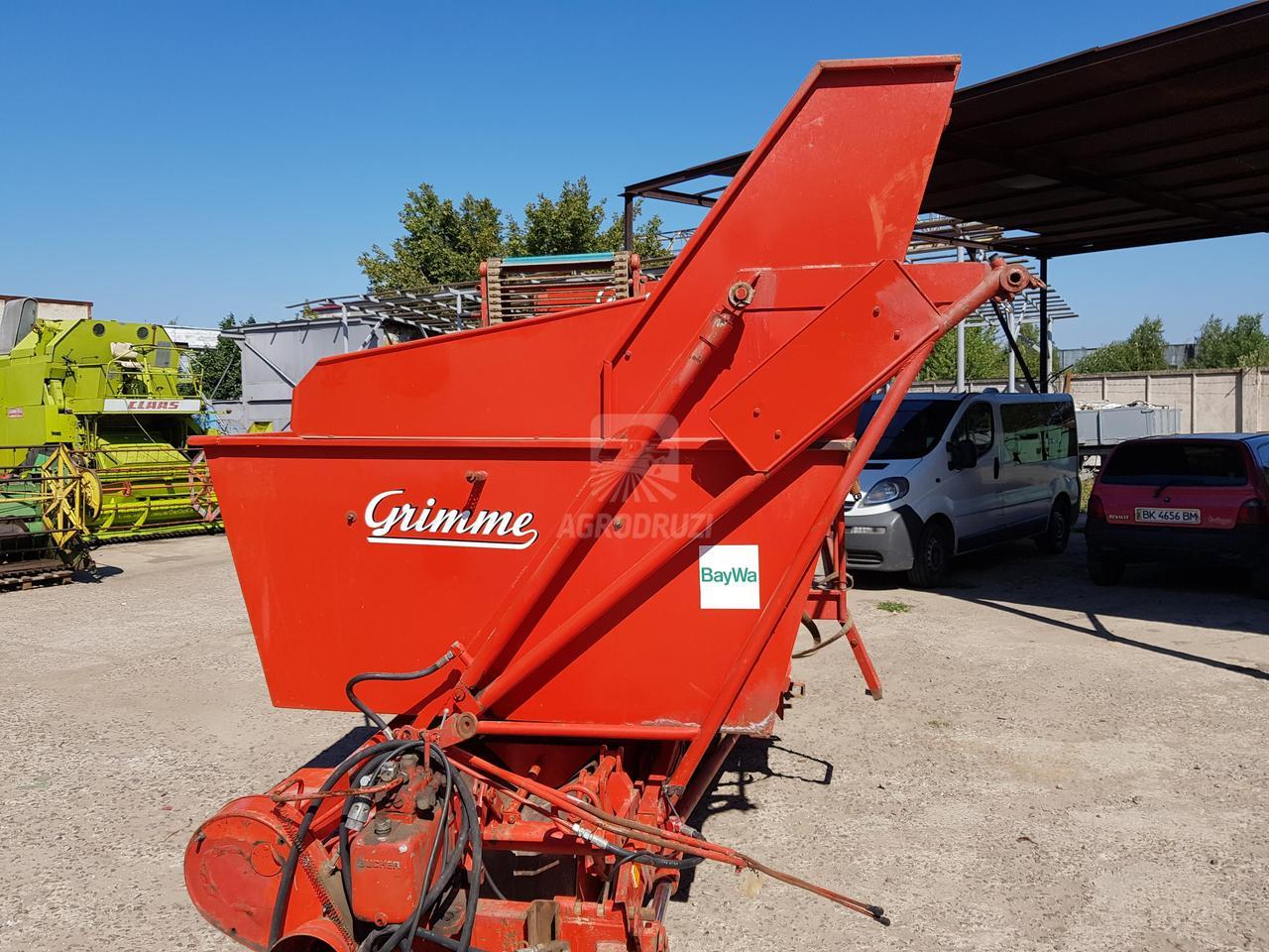 Картоплезбиральний комбайн Grimme Europa Standette GE
