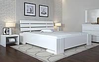 Кровать деревянная Домино с подъемным механизмом ТМ Arbor Drev