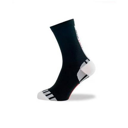 Высокий носок Biotex Thermolite Black, фото 2