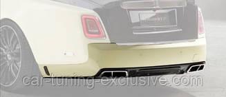 MANSORY rear bumper for Rolls-Royce Phantom VIII