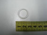 Кольцо уплотнительное  трубки слива масла турбокомпрессора (белый  силикон). 740.13-1118237