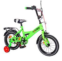 """Велосипед детский 14"""" от 3-5 лет TILLY EXPLORER"""