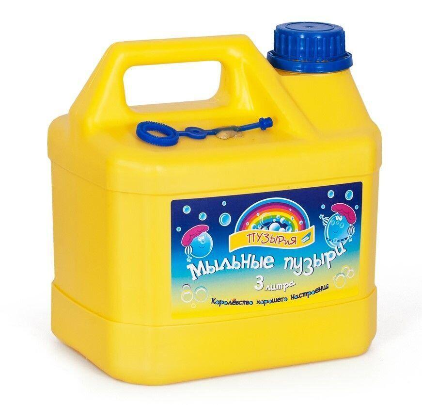 Мыльные пузыри Bubbleland 3 литра. Dream Makers MP3000