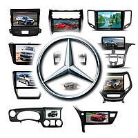 Штатная магнитола Mercedes / Мерседес. Любые модели