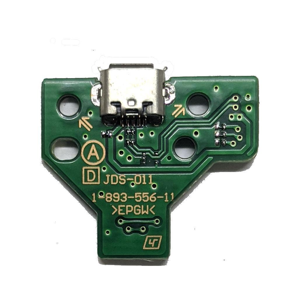 Модуль зарядки Micro USB Dualshok 4 JDS-011