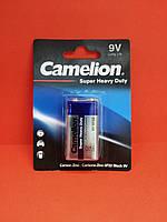 Батарейка Крона Camelion Super Heavy Duty 6F22 9V