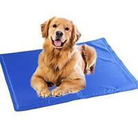 Охлаждающий коврик для собак и кошек Pet Cool Mat Размер 30-40см С, фото 1