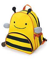 Skip Hop рюкзак детский Пчелка (Zoo Little Kid Backpack Bee) детский рюкзак от 3 лет