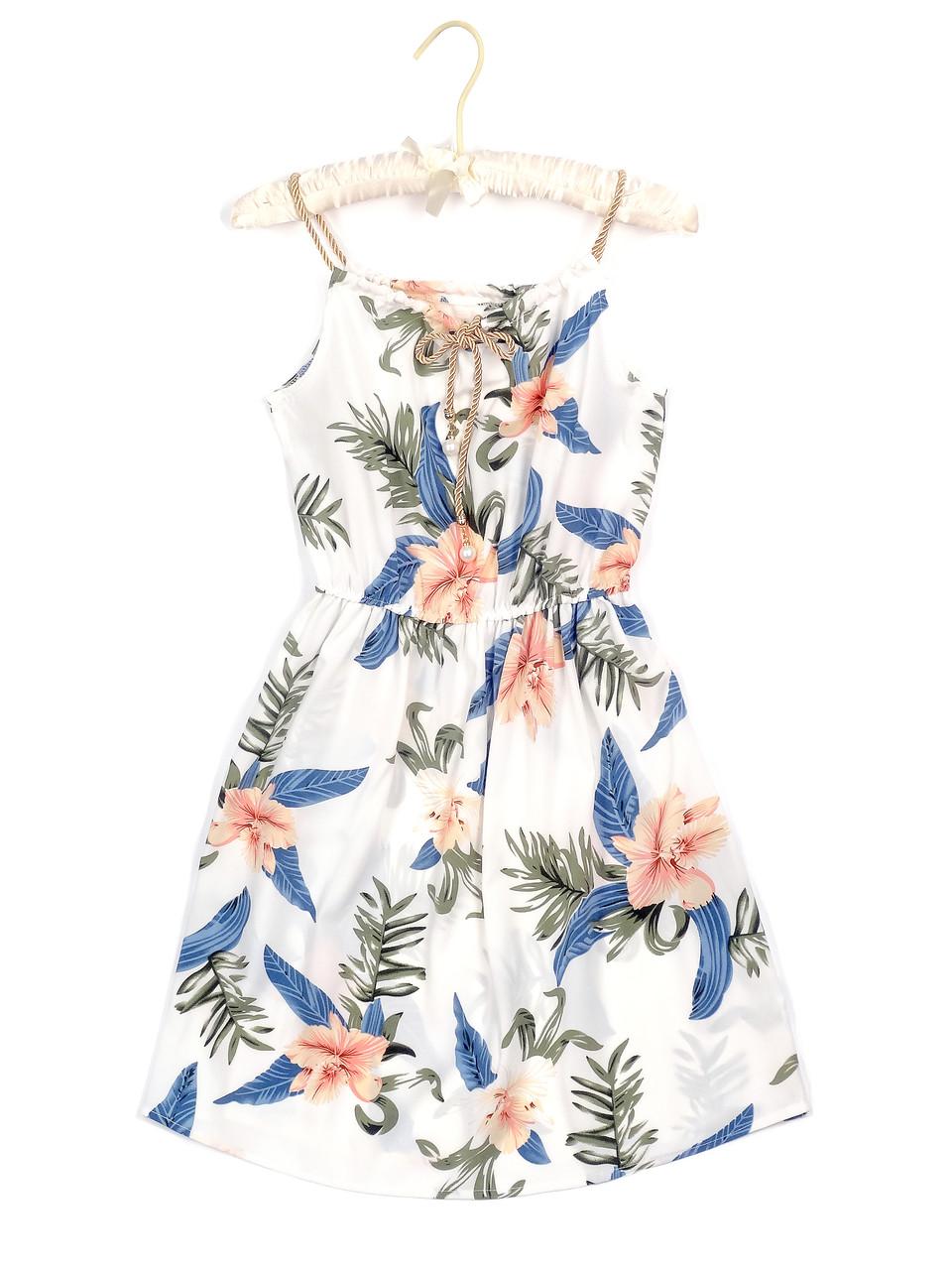 Романтичне приталену сукню в квіти (44)