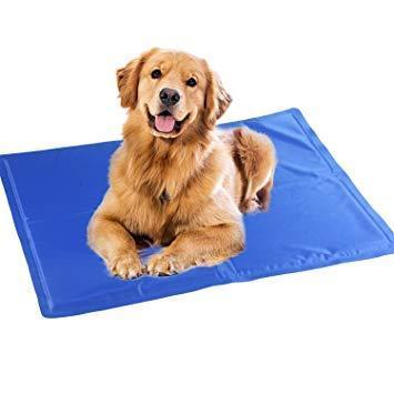 Охлаждающий коврик для собак и кошек Pet Cool Mat Размер 30-40см С