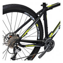 "Велосипед 29"" CROSS Grip 9 27 spd рама 19"" 2015 серый, фото 3"