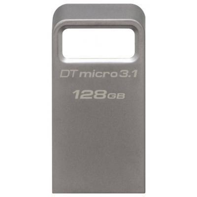 USB флеш накопитель Kingston 128GB DT Micro 3.1 USB 3.1 (DTMC3/128GB)
