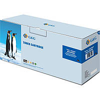 Картридж G&G для HP LJ CP1525n/1525nw, CM1415fn 1415fnw Black (G&G-CE320A)