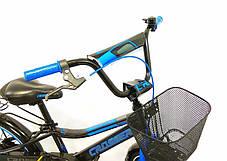 """Детский велосипед Crosser Rocky 20"""" розовый, фото 3"""