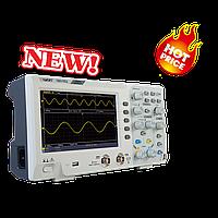 Цифровой осциллограф 2-х канальный OWON SDS1102