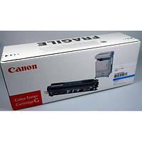 Лазерний картридж Canon Сartridge G C (1514A003) голубой CP660 / IRC624 (EP84C) оригинальный