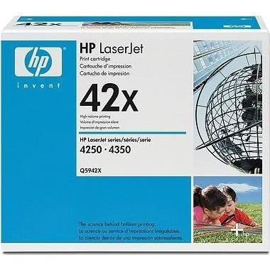 Лазерный картридж HP Q5942X черный (42X) HP LaserJet 4250 /4350 оригинальный