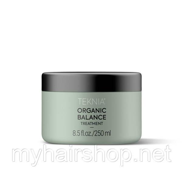 Зволожуюча безсульфатная маска Lakme Teknia Organic Balance 250 мл