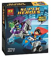 Конструктор Супергерои Супермен против Бизарро ABC