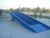 Мобильная рампа, фото 1