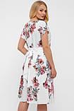Плаття літнє Лорен біле, фото 5