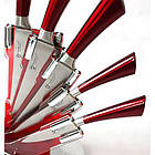 Набор кухонных ножей Royalty Linе KSS804, фото 3