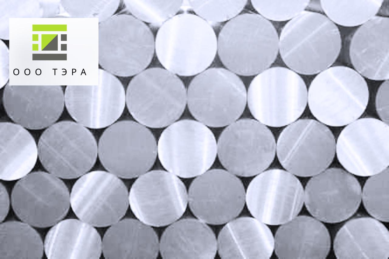 Круг алюминиевый 50 мм АМГ5 коррозионостойкий пластичный