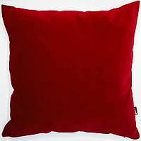 Декоративная подушка Lodex Velvet red 45х45 см