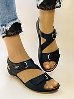 Супер комфорт! Жіночі шкіряні босоніжки .Розмір 36 38.40.41.Туреччина Магазин Vellena, фото 2