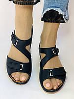 Супер комфорт! Жіночі шкіряні босоніжки .Розмір 36 38.40.41.Туреччина Магазин Vellena, фото 7